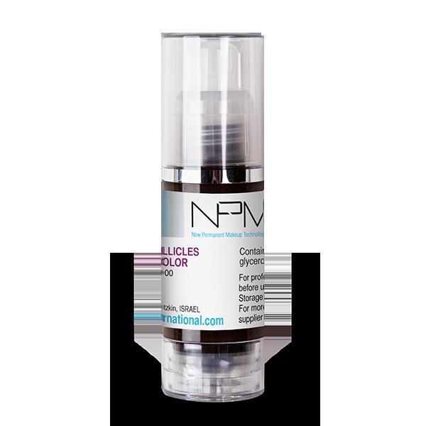 Pigment pentru scalp – Dark Black NPM