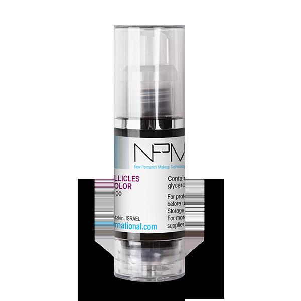 Pigment pentru scalp – Pure Black NPM