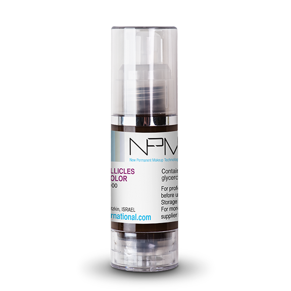 Pigment pentru scalp – Dark Brown NPM
