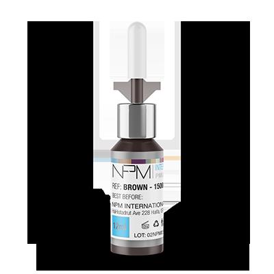 Pigment pentru dermopigmentare – BROWN 15002 NPM