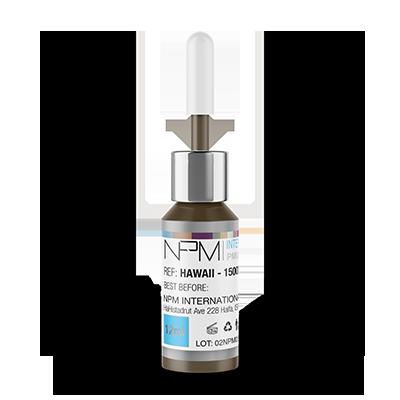Pigment pentru dermopigmentare – HAWAII 15007 NPM