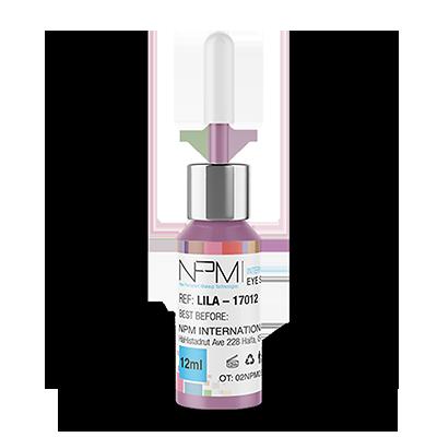 Pigment pentru dermopigmentare – LILA 17012 NPM