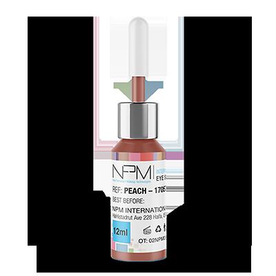 Pigment pentru dermopigmentare – PEACH 17057 NPM