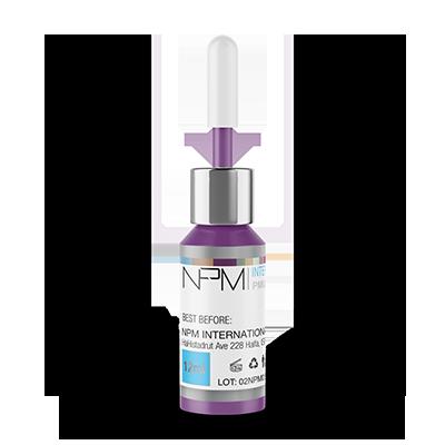 Pigment pentru dermopigmentare – PURPLE 14012 NPM