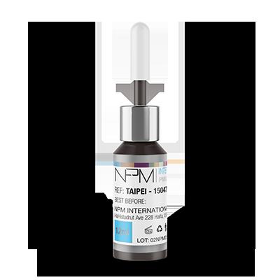 Pigment pentru dermopigmentare – TAIPEI 15047 NPM