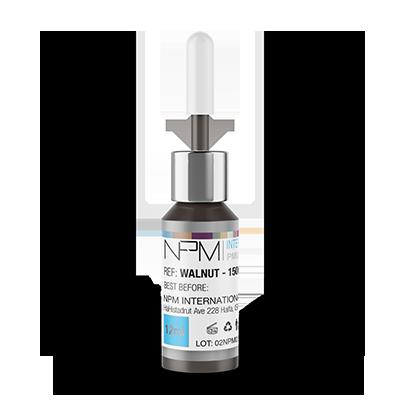 Pigment pentru dermopigmentare – WALNUT 15001 NPM